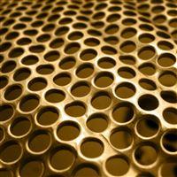 Metal Background Grid Circles Texture iPad Air wallpaper