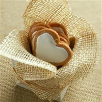 Cookies Hearts Glaze Box Gift iPad Air wallpaper