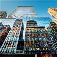 New York City Buildings iPad Air wallpaper