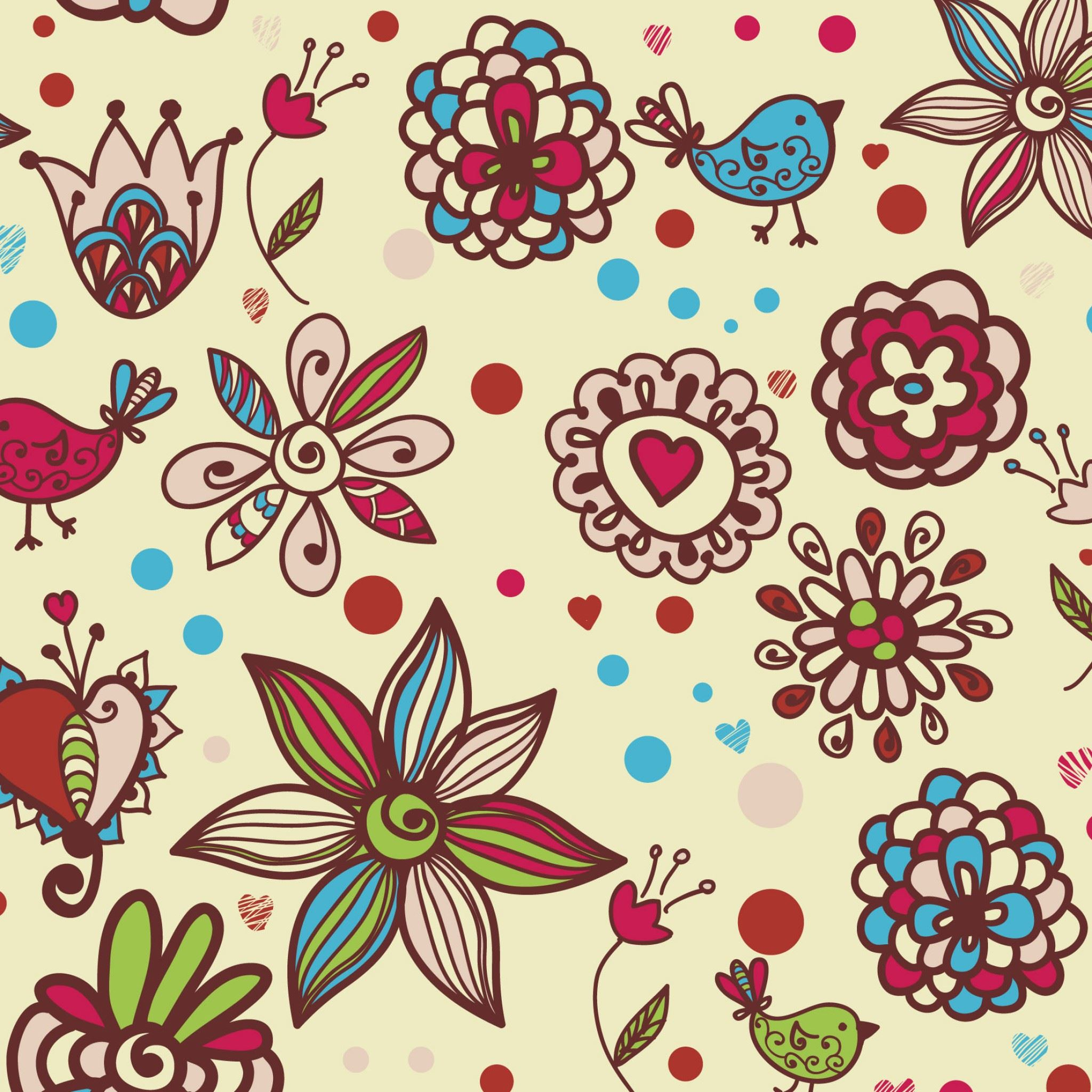 Beautiful Textures IPad Air Wallpaper