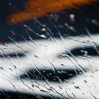 Kagoshima Rain iPad Air wallpaper