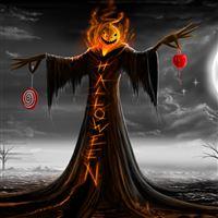 Halloween iPad Air wallpaper