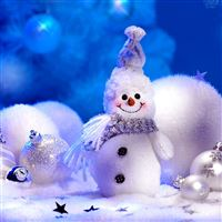 Happy New Year Merry Christmas iPad Air wallpaper