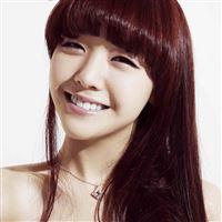 Mina Girlsday Smile iPad Air wallpaper