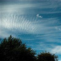 Sunshine Light Clouds Sky iPad Air wallpaper