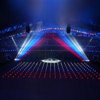 Sochi 2014 Winter Olympics Concert iPad Air wallpaper