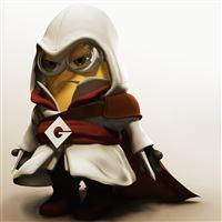 Funny Assassin Creed Minion iPad Air wallpaper