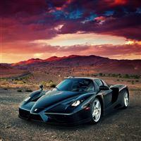 ... Super Sports Car Ferrari Enzo IPad Air Wallpaper