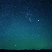 Vast Starry Sky View iPad Air wallpaper