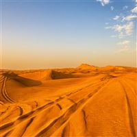Nature Wide Broad Desert Skyview Landscape iPad Air wallpaper