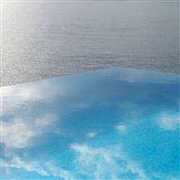 Cloudzilla Infinity Swimming Pool iPad wallpaper
