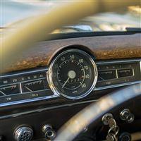 Driver Seat Car Vintage Bokeh iPad wallpaper