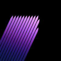 Note 7 Galaxy Art Pen Dark Purple Pattern iPad Air wallpaper