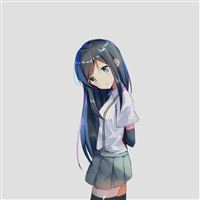 478 0 Anime Asashiho Kantai Girl Illustration Art IPad Air Wallpaper