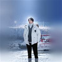 Kpop Gongyoo Winter Handsome Doggaebi iPad Air wallpaper