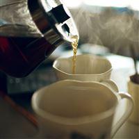 Tea Cup Hot iPad Air wallpaper