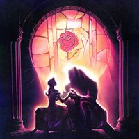 Beauty And The Beast iPad Air wallpaper