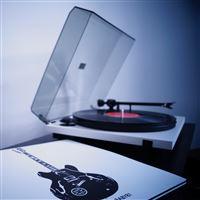 Vinyl Turntable Record Music Instrument iPad wallpaper