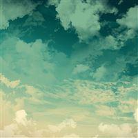 Nature Sky Clouds Sunny Landscape iPad Air wallpaper