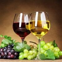 Wine Glasses Drink Alcohol iPad Air wallpaper