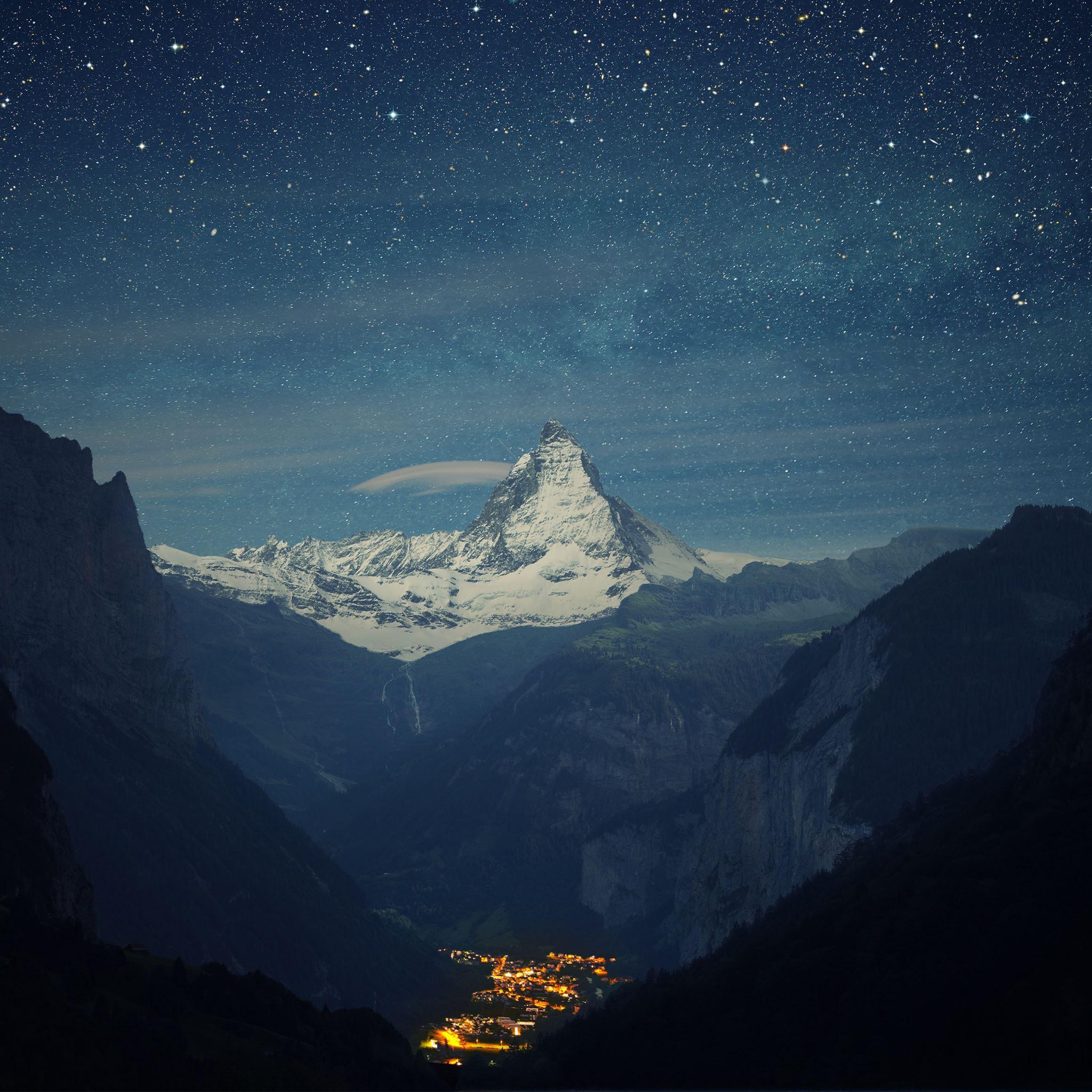 Top Wallpaper Mountain Ipad Mini - Switzerland-Alps-Mountains-Night-Beautiful-Landscape-ipad-air-wallpaper-ilikewallpaper_com  Collection_995114.jpg