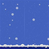 Snowflakes iPad Air wallpaper