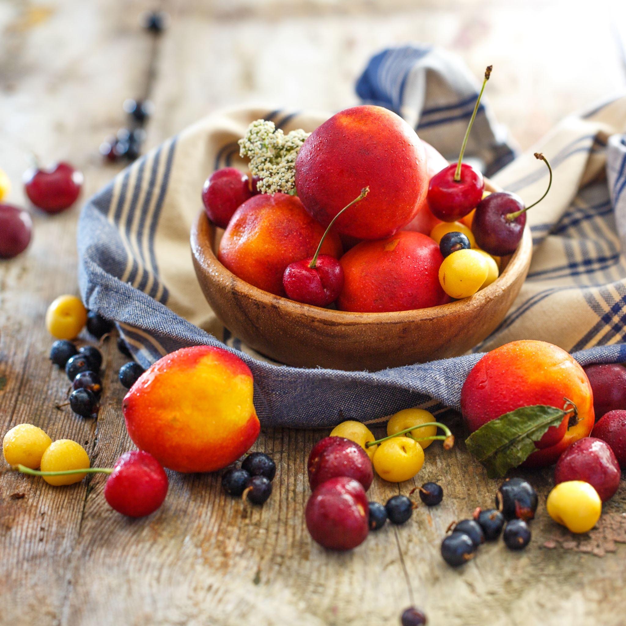 Fruits iPad Air wallpaper