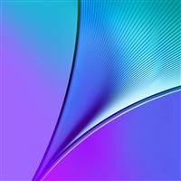 Blue layer purple pattern iPad wallpaper