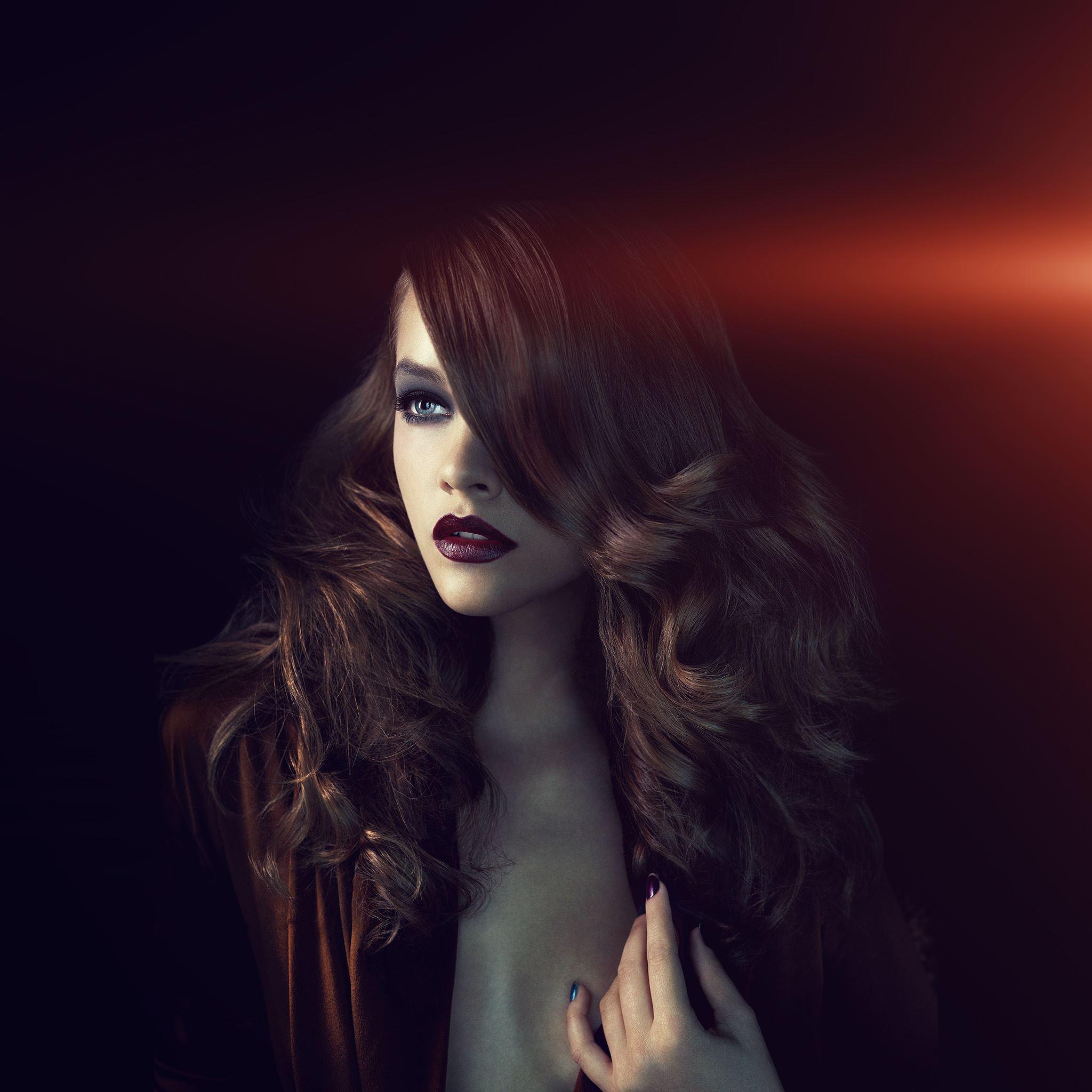 Barbara palvin dark model cute flare iPad Air wallpaper