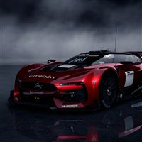 Citroen Concept iPad Air wallpaper