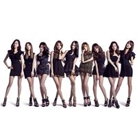 Girls Generation iPad wallpaper