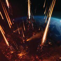 Mass Effect 3 iPad wallpaper