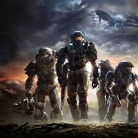 Halo Reach iPad wallpaper