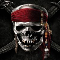 Pirates of the Caribbean iPad wallpaper