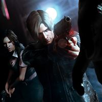 Resident Evil 6 iPad wallpaper