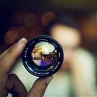 55MM Lens iPad Air wallpaper