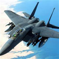 Mcdonnell Douglas F15 Eagle iPad Air wallpaper