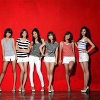 11702 5 Girls Generation IPad Wallpaper