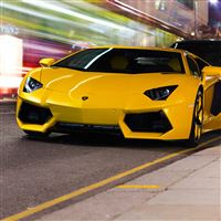 Lamborghini iPad Air wallpaper