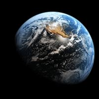 Earth 8 iPad wallpaper