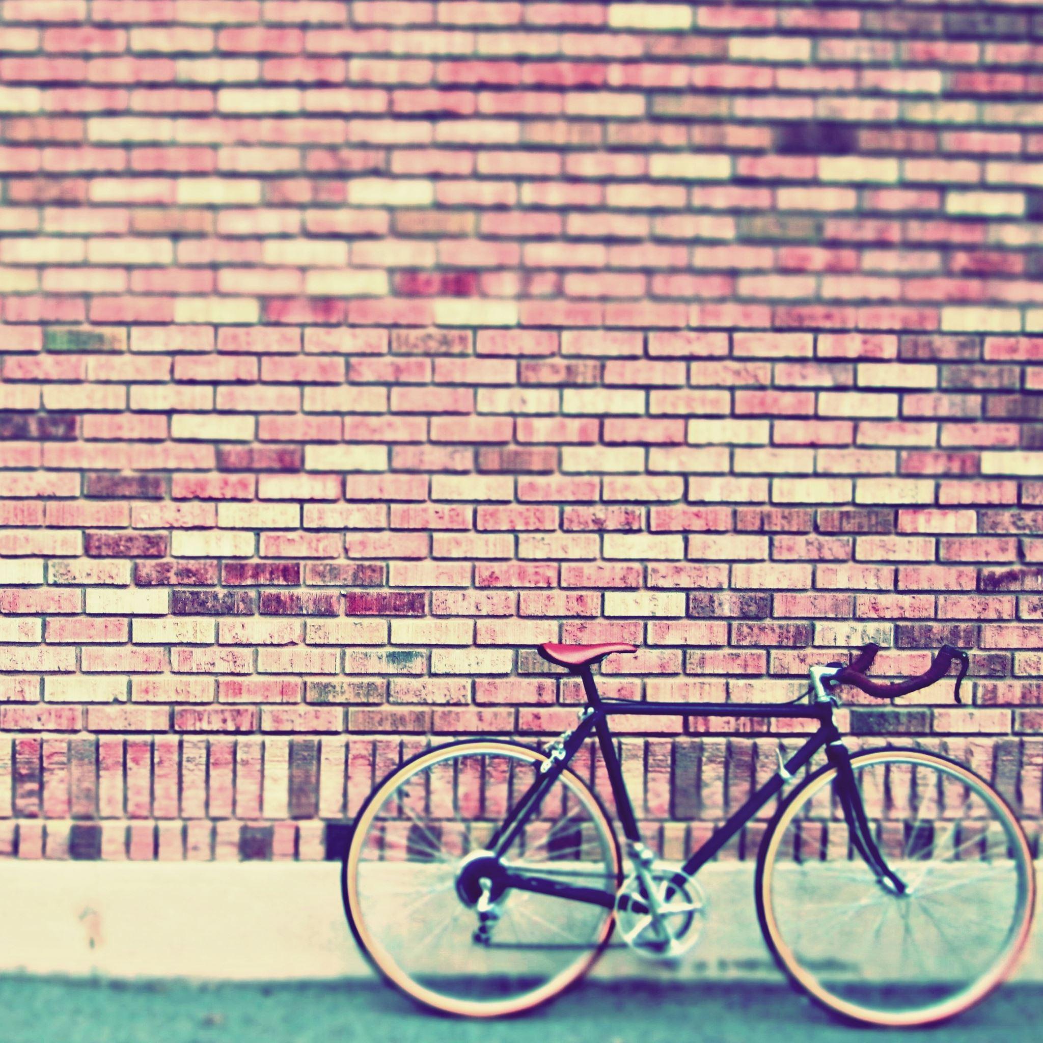 Vintage Bike IPad Air Wallpaper