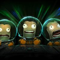 Kerbal Space Program Art Spacesuit Management iPad wallpaper