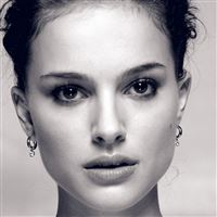 Natalie Portman Film Girl Actress iPad wallpaper