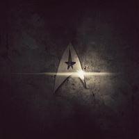 Star Trek Logo iPad wallpaper