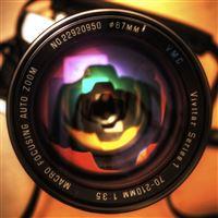 Minolta Lens iPad wallpaper