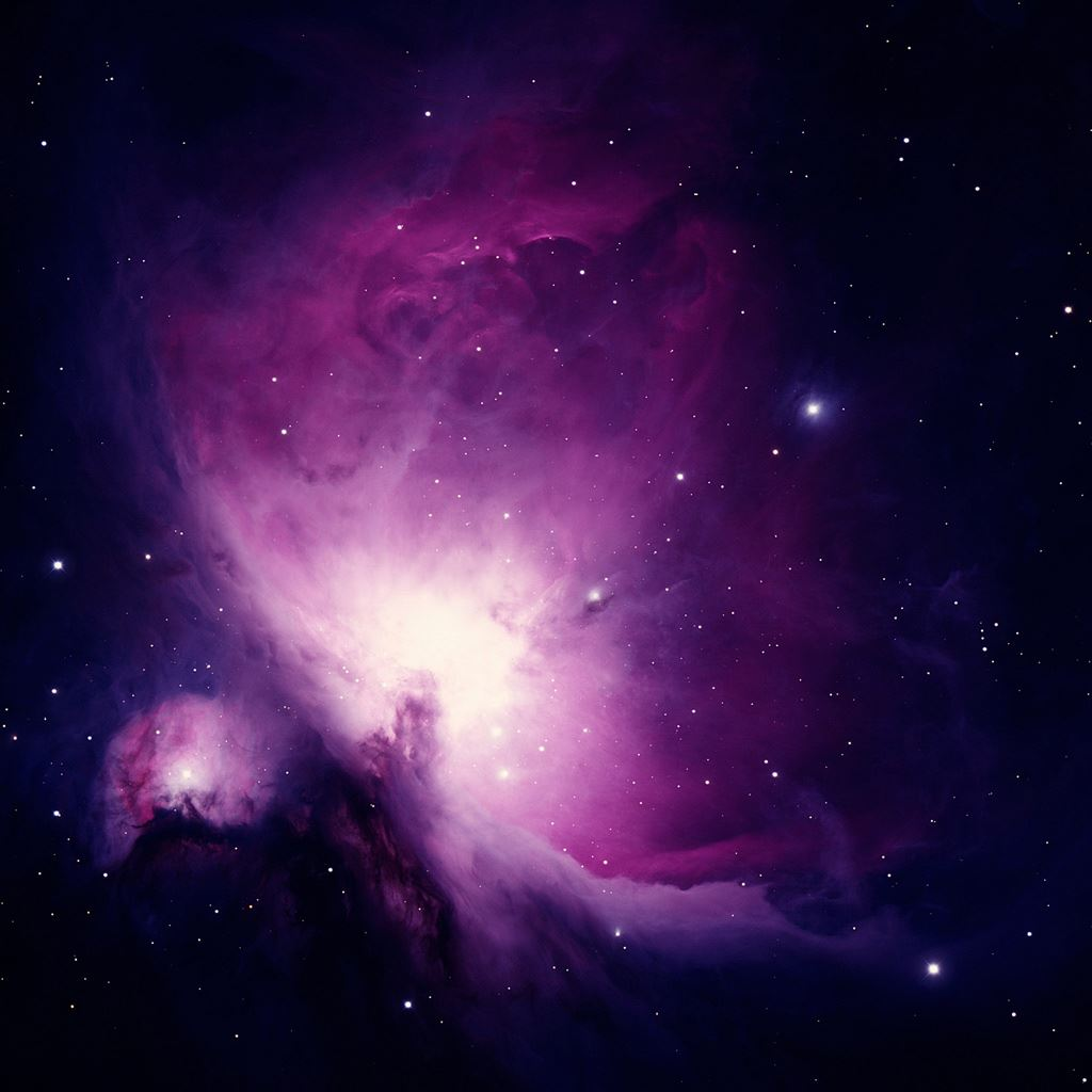 Orion Nebula iPad wallpaper