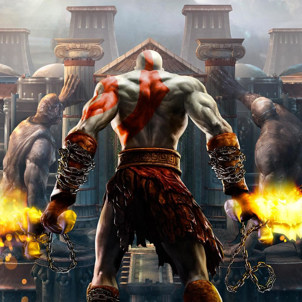 God Of War IPad Wallpaper