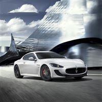 Maserati iPad wallpaper