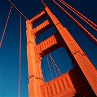 SF Bay Bridge iPad wallpaper