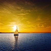 Sailboat iPad wallpaper